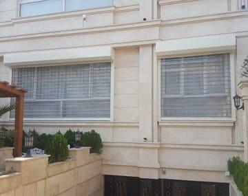 کرکره برقی شیشه برای پنجره